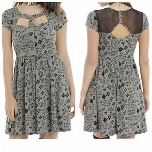 Hot Topic Suicide Squad dress